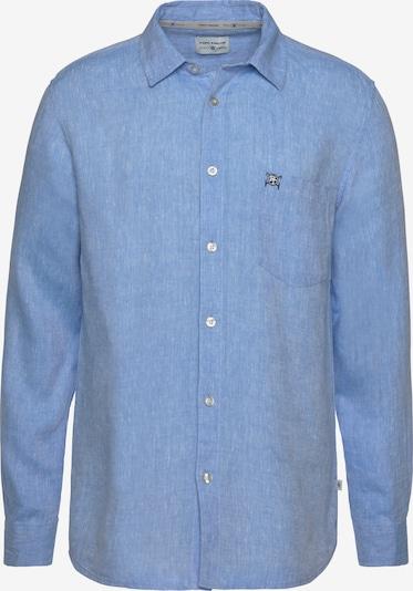 Tom Tailor Polo Team Businesshemd in himmelblau, Produktansicht