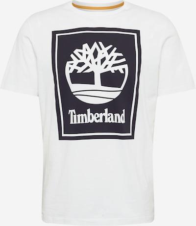 TIMBERLAND Тениска в черно / бяло, Преглед на продукта