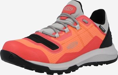 KEEN Niske cipele 'TEMPO FLEX WP' u siva / koraljna / losos / crna, Pregled proizvoda