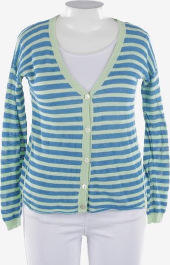 DEAR CASHMERE Sweater & Cardigan in L in Blue / Green, Item view