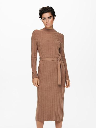 ONLY Kleid 'New Tessa' in braun, Modelansicht