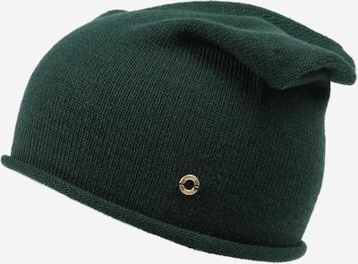 s.Oliver Mütze in dunkelgrün, Produktansicht
