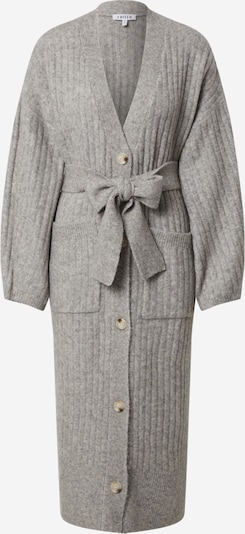 EDITED Knit Cardigan 'Yule' in Grey, Item view