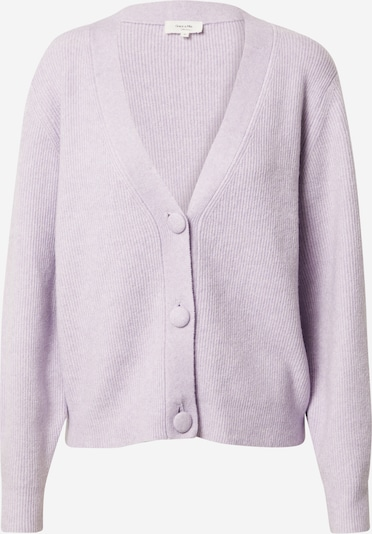Grace & Mila Knit cardigan 'CAMELIA' in Lilac, Item view