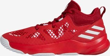 Chaussure de sport 'Pro3XT 2021' ADIDAS PERFORMANCE en rouge