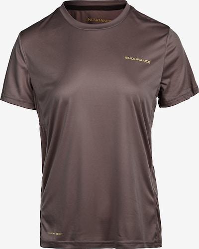 ENDURANCE Funktionsshirt 'MILLY W Activ Shirt XQL' in grau, Produktansicht