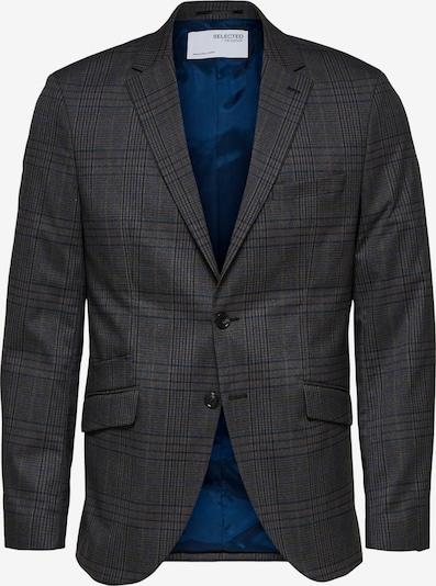SELECTED HOMME Sakko 'Timelogan' in dunkelblau / grau / schwarz, Produktansicht
