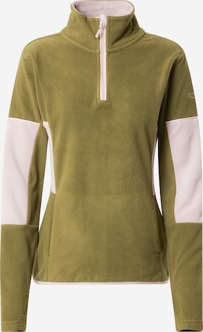 ROXY Spordidressipluusid 'SAYNA', värv roheline