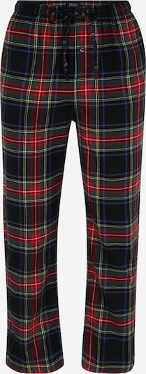 sötétkék / szürke / sötétzöld / piros POLO RALPH LAUREN Pizsama nadrágok, Termék nézet