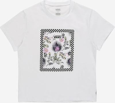 VANS Shirt in de kleur Pasteelgeel / Grijs / Pastellila / Zwart / Offwhite, Productweergave