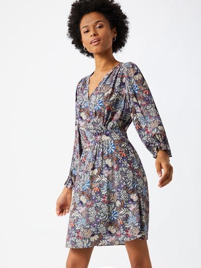 NAF NAF Kleid 'William R1' in mischfarben, Modelansicht