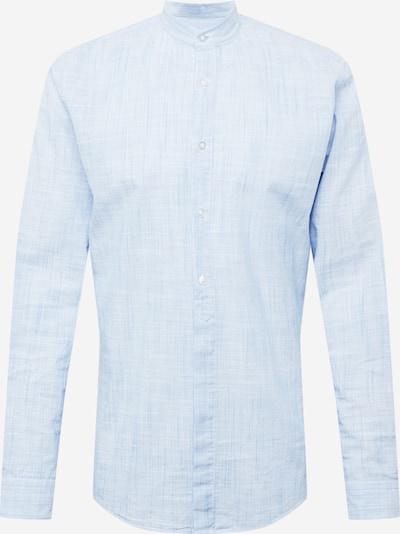 STRELLSON Риза в небесносиньо / светлосиньо / бяло, Преглед на продукта
