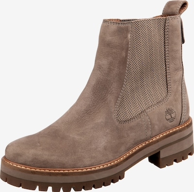 TIMBERLAND Chelsea Boot 'Courmayeur Valley' in taupe, Produktansicht