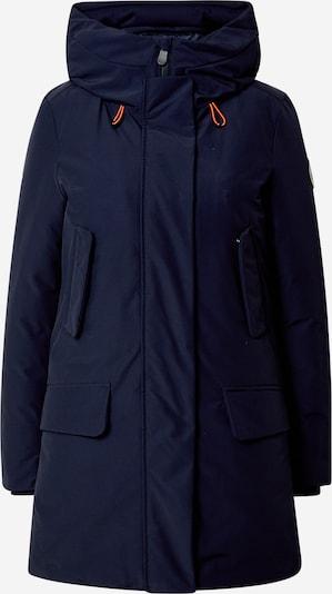 SAVE THE DUCK Manteau d'hiver 'Cappotto Cappuccio' en bleu foncé, Vue avec produit