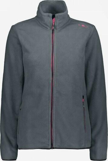 CMP Jacke ' Fleece ' in grau, Produktansicht