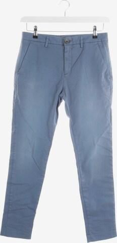 Aglini Pants in S in Blue