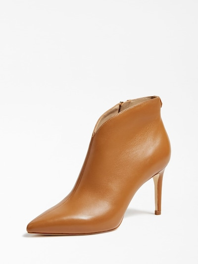 GUESS Ankle Boots in beige, Produktansicht