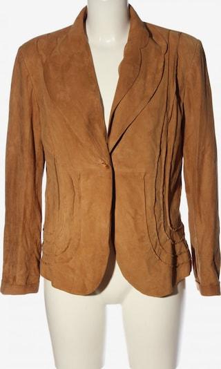 Elegance Paris Kurz-Blazer in L in braun, Produktansicht