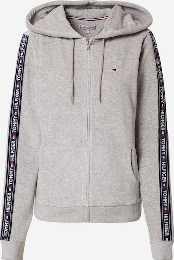Tommy Hilfiger Underwear Sweat jacket in navy / grey / red / white, Item view