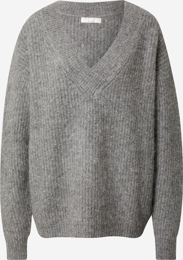 Guido Maria Kretschmer Collection Sweater 'Farina' in Grey, Item view