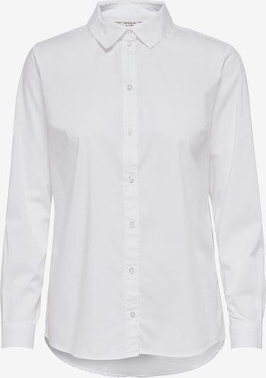 Bluză JDY pe alb, Vizualizare produs