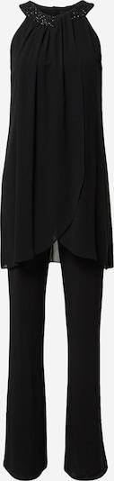 Tuta jumpsuit Vera Mont di colore nero, Visualizzazione prodotti