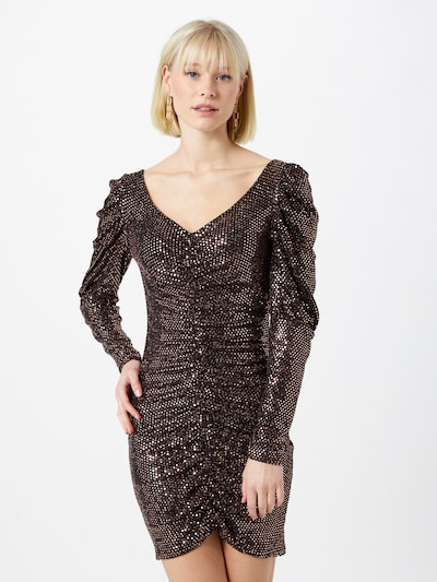 GLAMOROUS Kleid in bronze, Modelansicht