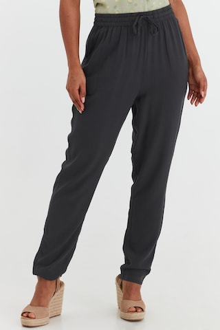 b.young Pants in Black