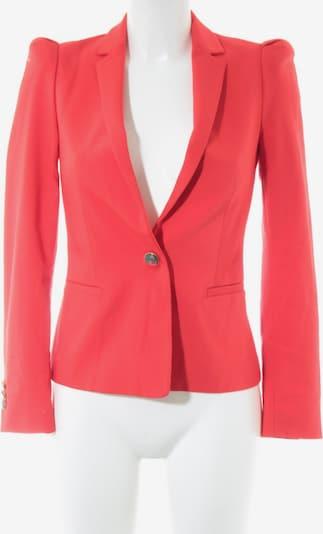 ZARA Kurz-Blazer in XS in rot, Produktansicht