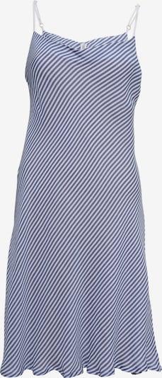 Underprotection Nachthemd in de kleur Blauw / Wit, Productweergave