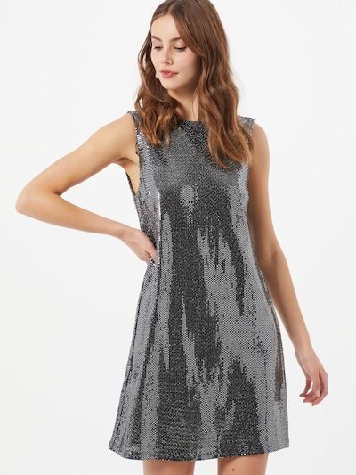 Y.A.S Kleid 'Tulah' in silber, Modelansicht