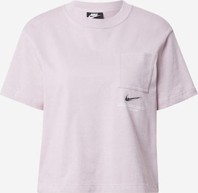 Sportiniai marškinėliai iš NIKE , spalva - purpurinė / juoda / balta, Prekių apžvalga