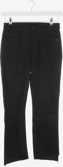 MOTHER Jeans in 28 in schwarz, Produktansicht