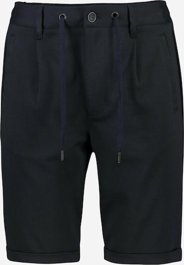 NEW IN TOWN Jerseyhose in blau / marine / navy / dunkelblau, Produktansicht