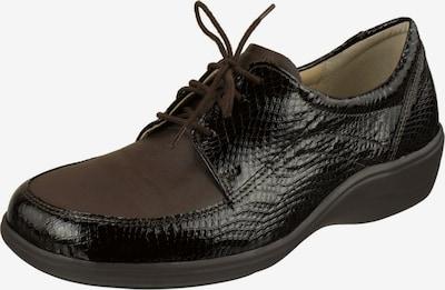 Natural Feet Schnürschuhe in braun, Produktansicht