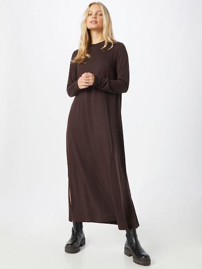 DRYKORN Kleid 'ILRINI' in braun, Modelansicht