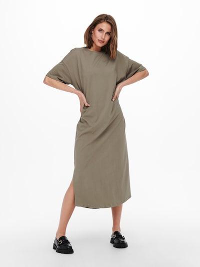 ONLY Dress 'Vivi' in Dark beige, View model