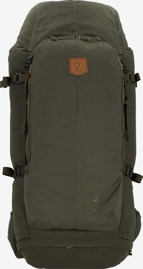 Fjällräven Rucksack in grün / khaki, Produktansicht