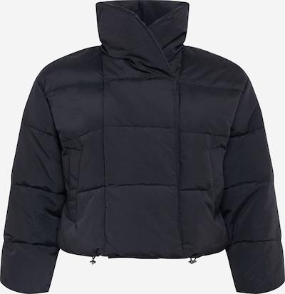 PIECES Zimska jakna 'Sazel' u crna, Pregled proizvoda