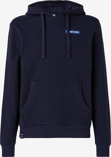 """North Sails Sweatshirt """"GO BEYOND"""" in navy, Produktansicht"""