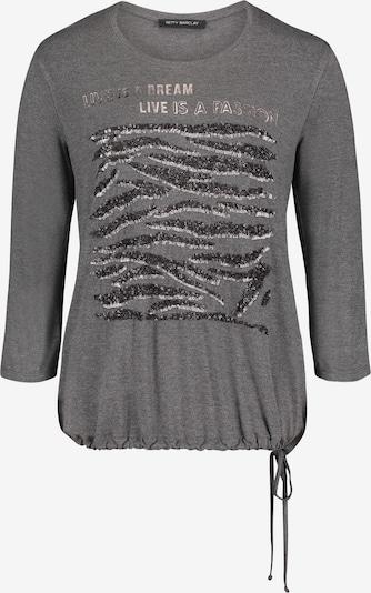 Betty Barclay T-shirt en gris, Vue avec produit