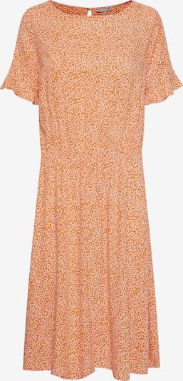 Fransa Jerseykleid in orange, Produktansicht