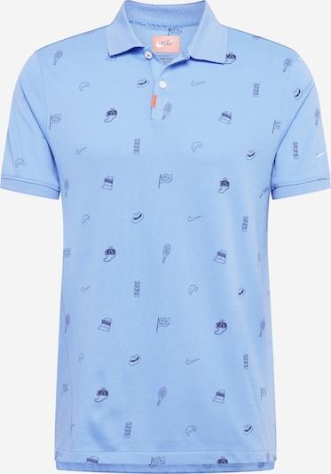 """Sportiniai marškinėliai iš NIKE , spalva - sodri mėlyna (""""karališka""""), Prekių apžvalga"""