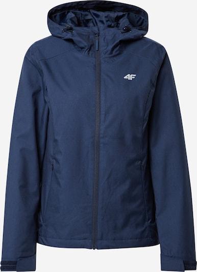 4F Zunanja jakna | mornarska barva, Prikaz izdelka