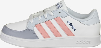 ADIDAS PERFORMANCE Sneaker in grau / koralle / weiß, Produktansicht