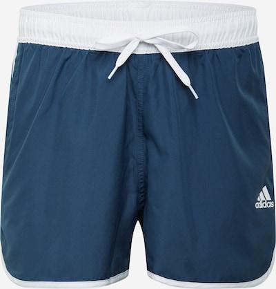 ADIDAS PERFORMANCE Kąpielówki sportowe w kolorze niebieski / białym, Podgląd produktu