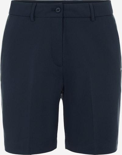 J.Lindeberg Sporthose 'Gwen' in dunkelblau / weiß, Produktansicht