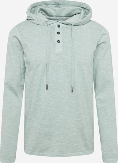 Key Largo Sweatshirt 'HUBERT' in mint, Produktansicht