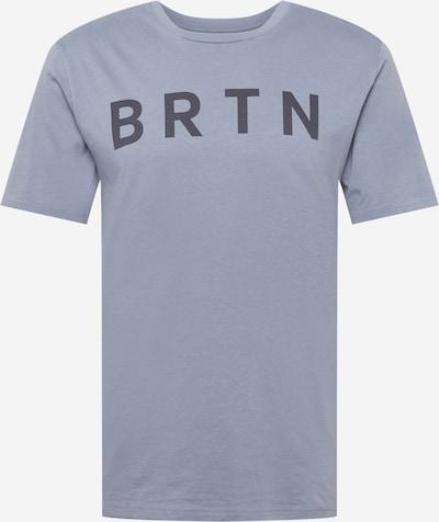 Tricou funcțional BURTON pe gri / gri închis, Vizualizare produs
