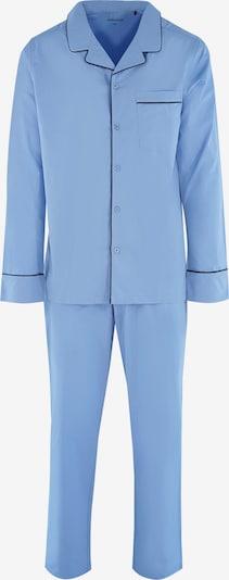 SEIDENSTICKER Pyjama lang in de kleur Smoky blue, Productweergave